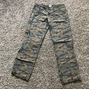 Old navy camp pants